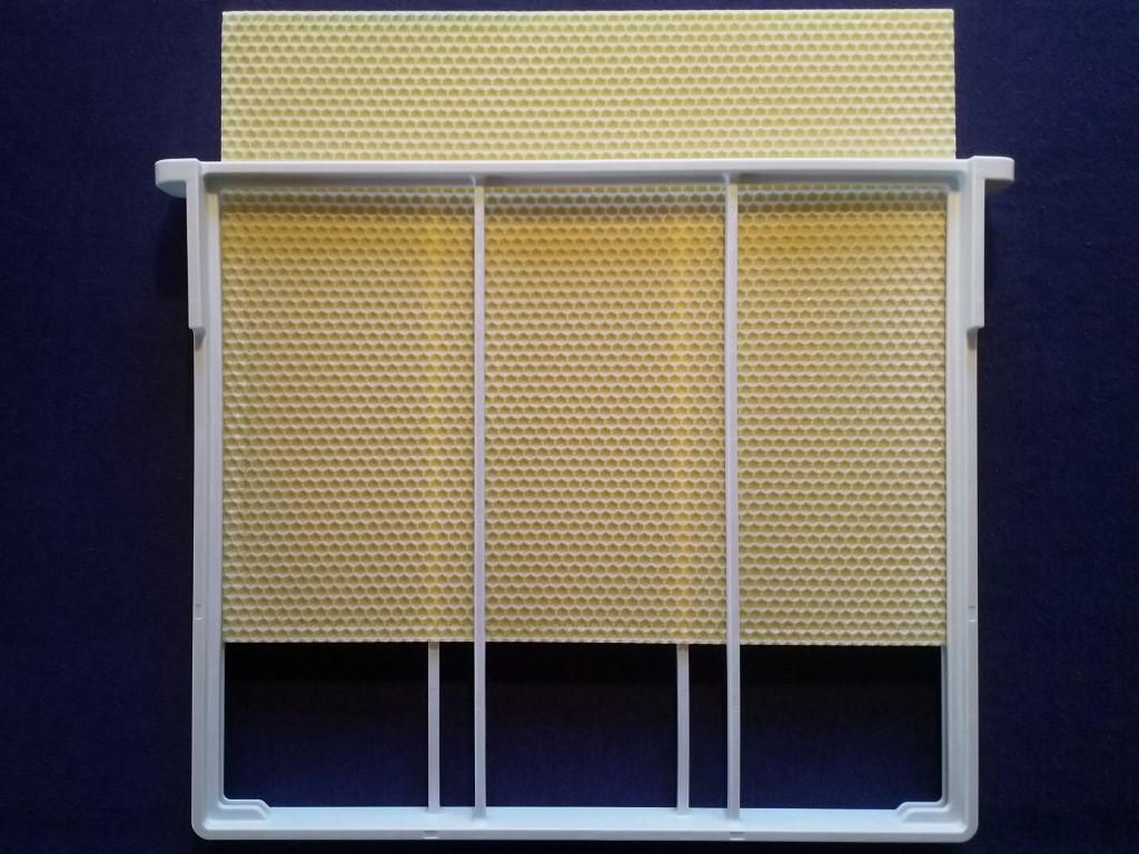 1 Stück Mittelwand Für DALINNO Rähmchen: 12×10