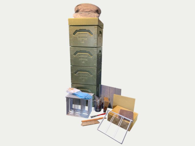 Beginners Kit (green): 12×10